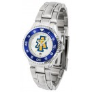North Carolina A & T Aggies Competitor Ladies Watch with Steel Band