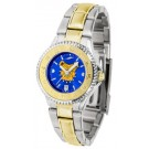 North Carolina A & T Aggies Competitor AnoChrome Ladies Watch with Two-Tone Band