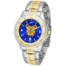 North Carolina A & T Aggies Competitor AnoChrome Two Tone Watch
