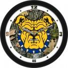 "North Carolina A & T Aggies 12"" Camo Wall Clock"