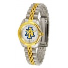 North Carolina A & T Aggies Ladies' Executive Watch by Suntime