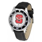 North Carolina State Wolfpack Competitor Men's Watch by Suntime