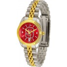 North Carolina State Wolfpack Ladies Executive AnoChrome Watch by