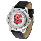 North Carolina State Wolfpack Gameday Sport Men's Watch by Suntime