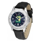 North Carolina (Wilmington) Seahawks Competitor AnoChrome Men's Watch with Nylon / Leather Band