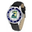 North Carolina (Wilmington) Seahawks Competitor Men's Watch with Nylon / Leather Band