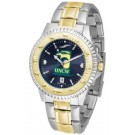 North Carolina (Wilmington) Seahawks Competitor AnoChrome Two Tone Watch