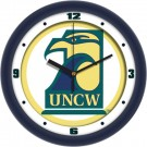 "North Carolina (Wilmington) Seahawks Traditional 12"" Wall Clock"