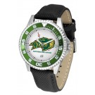 North Dakota State Bison Competitor Men's Watch with Nylon / Leather Band