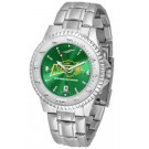 North Dakota State Bison Competitor AnoChrome Men's Watch with Steel Band