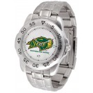 North Dakota State Bison Sport Steel Band Men's Watch