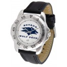 Nevada Wolf Pack Gameday Sport Men's Watch by Suntime