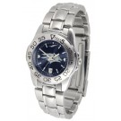 Nevada Wolf Pack Sport AnoChrome Ladies Watch with Steel Band
