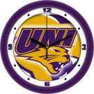 "Northern Iowa Panthers 12"" Dimension Wall Clock"