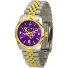 Northern Iowa Panthers Executive AnoChrome Men's Watch
