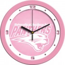"Northern Iowa Panthers 12"" Pink Wall Clock"
