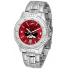 Las Vegas (UNLV) Runnin' Rebels Competitor AnoChrome Men's Watch with Steel Band