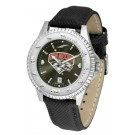 New Mexico Lobos Competitor AnoChrome Men's Watch with Nylon/Leather Band