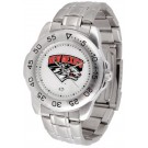 New Mexico Lobos Sport Steel Band Men's Watch
