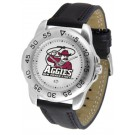 New Mexico State Aggies Gameday Sport Men's Watch by Suntime