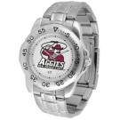 New Mexico State Aggies Sport Steel Band Men's Watch