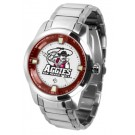 New Mexico State Aggies Titan Steel Watch