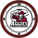 "New Mexico State Aggies Traditional 12"" Wall Clock"