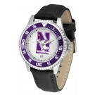 Northwestern Wildcats Competitor Men's Watch by Suntime by