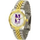 "Northwestern Wildcats ""The Executive"" Men's Watch"