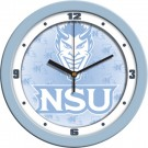 "Northwestern State Demons 12"" Blue Wall Clock"