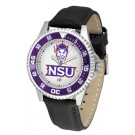 Northwestern State Demons Competitor Men's Watch with Nylon / Leather Band