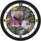 "Northwestern State Demons 12"" Camo Wall Clock"