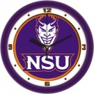 "Northwestern State Demons 12"" Dimension Wall Clock"