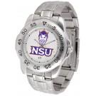 Northwestern State Demons Sport Steel Band Men's Watch