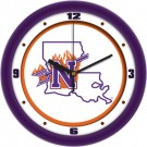 "Northwestern State Demons Traditional 12"" Wall Clock"