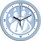 """Northwest Missouri State Bearcats 12"""" Blue Wall Clock"""