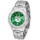 Northwest Missouri State Bearcats Competitor AnoChrome Men's Watch with Steel Band