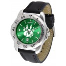 Northwest Missouri State Bearcats Sport AnoChrome Men's Watch with Leather Band