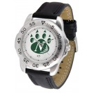 Northwest Missouri State Bearcats Men's Sport Watch with Leather Band