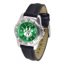 Northwest Missouri State Bearcats Sport AnoChrome Ladies Watch with Leather Band