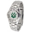 Northwest Missouri State Bearcats Ladies Sport Watch with Stainless Steel Band