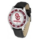 Oklahoma Sooners Competitor Men's Watch by Suntime
