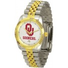 "Oklahoma Sooners ""The Executive"" Men's Watch by"
