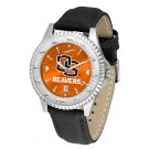 Oregon State Beavers Competitor AnoChrome Men's Watch with Nylon/Leather Band