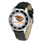 Oregon State Beavers Competitor Men's Watch with Nylon / Leather Band