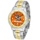 Oregon State Beavers Competitor AnoChrome Two Tone Watch by