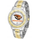 Oregon State Beavers Competitor Two Tone Watch by