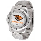 Oregon State Beavers Sport Steel Band Men's Watch