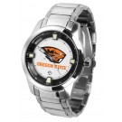 Oregon State Beavers Titan Steel Watch