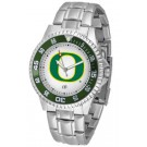 Oregon Ducks Competitor Men's Watch with Steel Band